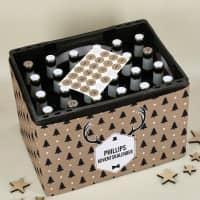 DIY Adventskalender Set für Ihren Bierkasten