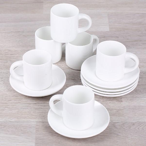 Espresso 6er Set