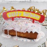 Kuchen-Topper mit Musik und LED