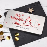 Geschenkverpackung zu Weihnachten für Gutscheine oder Geld