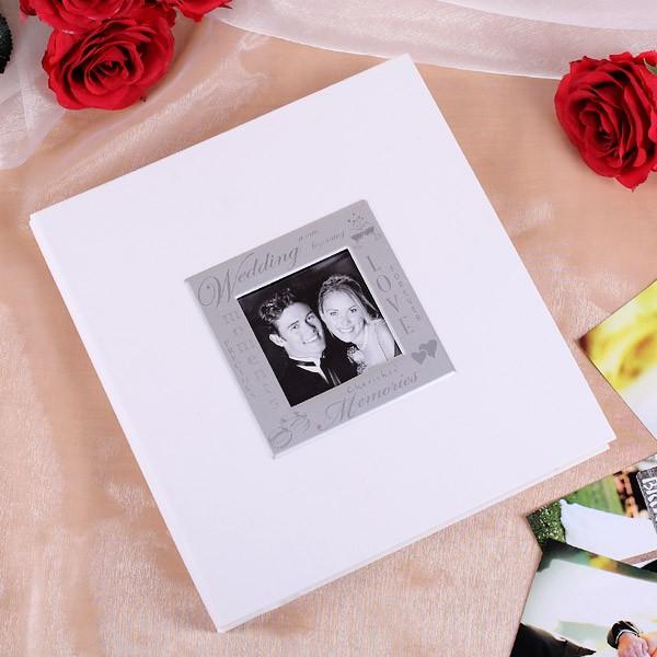 Fotoalbum zur Hochzeit
