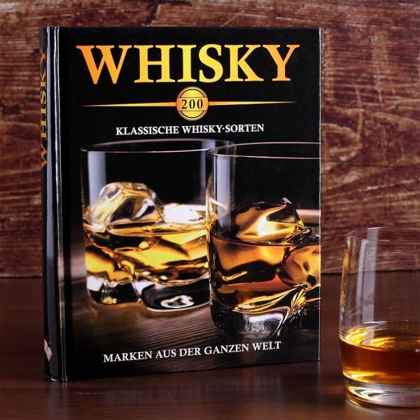 Buch über 200 Whiskeysorten aus der ganzen Welt