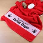Handtuch für Feuerwehrmänner