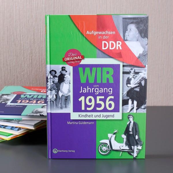 Jahrgangsbuch 1956 Aufgewachsen in der DDR