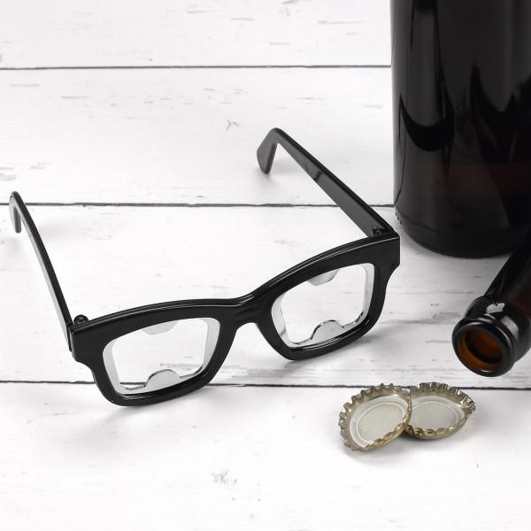 Flaschenöffner - Brille