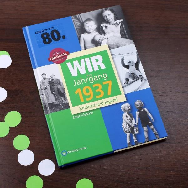 Jahrgangsbuch 1937