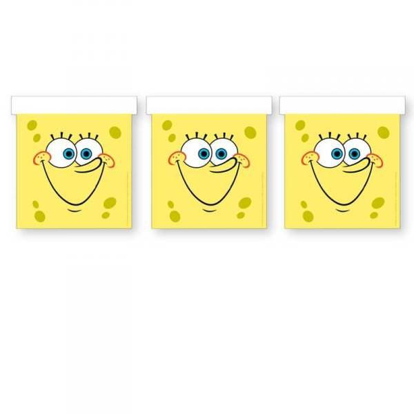 Spongebob Wimpelkette