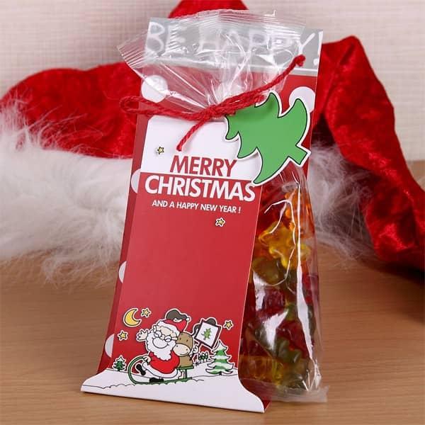 Gummibärchen Merry Christmas