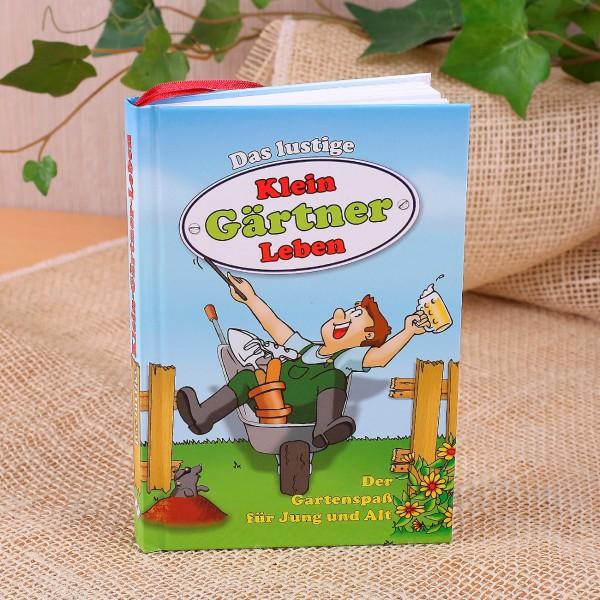 Buch - das lustige Kleingärtnerleben