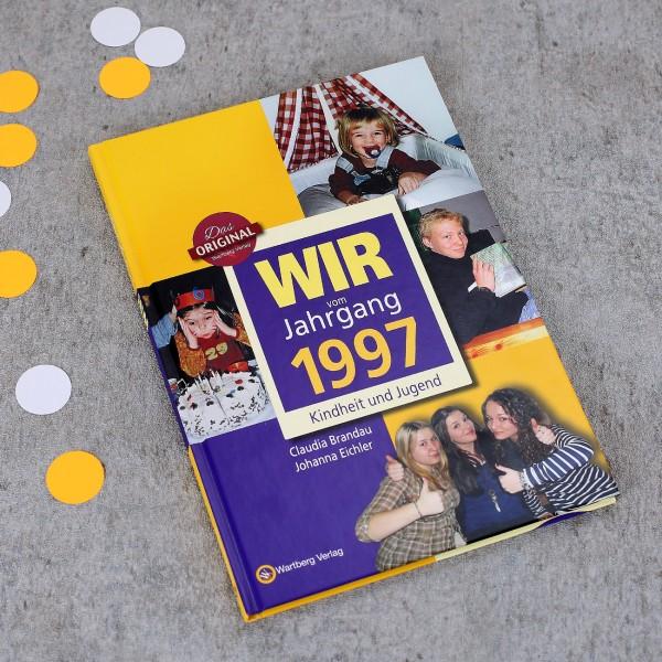 Wir vom Jahrgang 1997 - Kindheit und Jugend