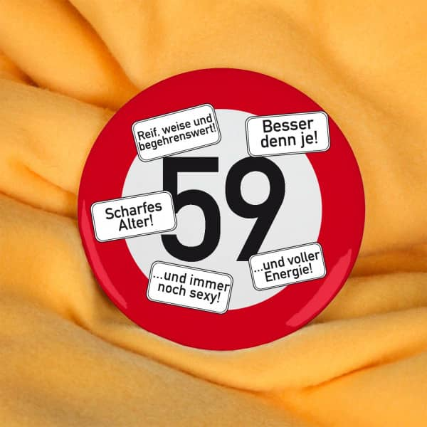 sprüche zum 59 geburtstag Button zum 59. Geburtstag sprüche zum 59 geburtstag