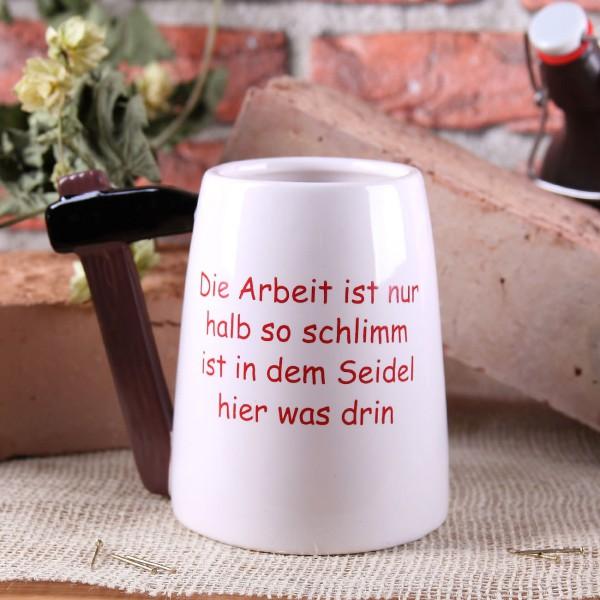Heimwerker-Seidel - Die Arbeit ist nur...