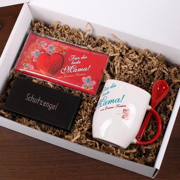 gef llte geschenkbox f r die beste mama top geschenk nicht nur zum muttertag geschenke. Black Bedroom Furniture Sets. Home Design Ideas