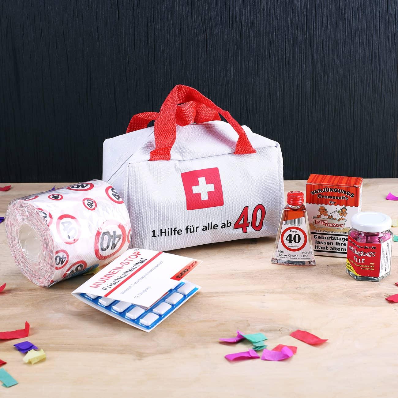 Geschenke zum 40. Geburtstag für Männer