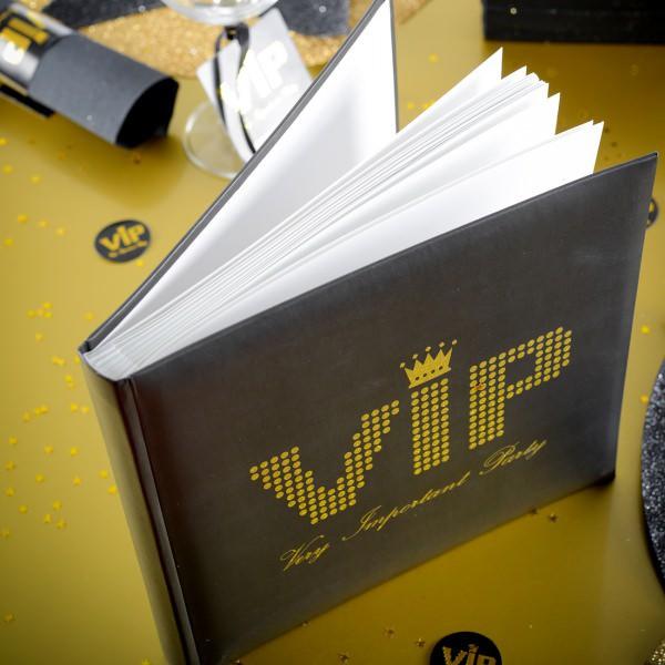 Gästebuch zum Selbstgestalten VIP