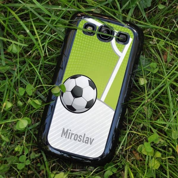 Samsung Galaxy S3 Cover für Fußballer