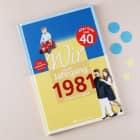 Jahrgangsbuch 1981 - Kindheit und Jugend