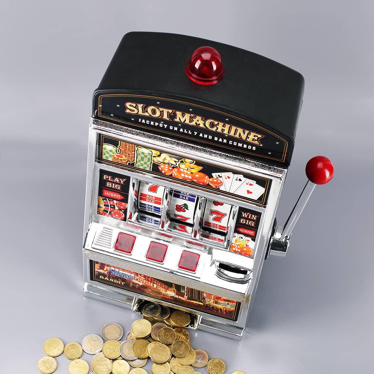 Slot Machine Fur Zuhause