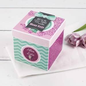 Geschenkverpackung zum Muttertag