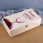 Holzbox - Was du heute kannst entkorken