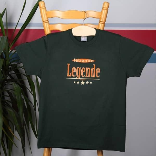 T-Shirt lebende Legende