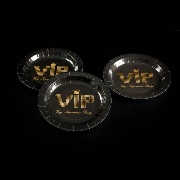 Pappteller VIP