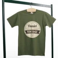 Herren T-Shirt - Nicht alt, sondern vintage!