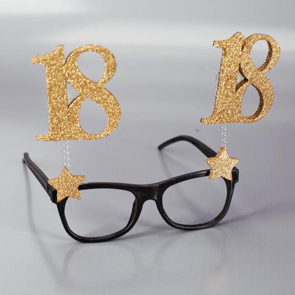 Brille zum 18. Geburtstag