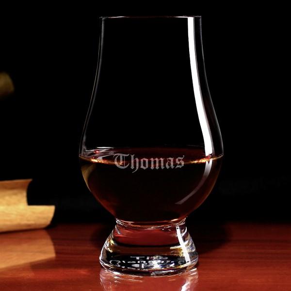 Glencairn Whiskyglas von Stölzle  mit Ihrem Namen graviert