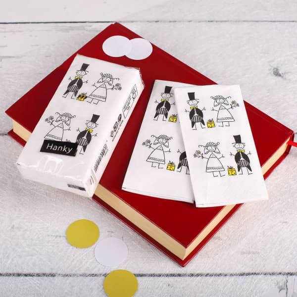 10er Pack Taschentücher
