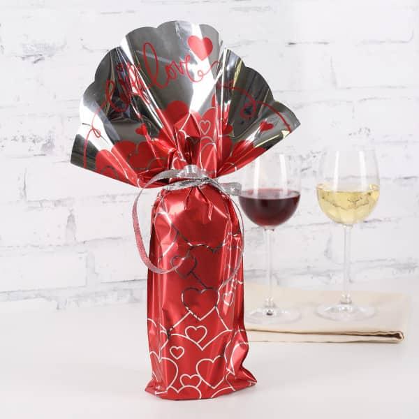 Geschenkverpackung für Flaschen