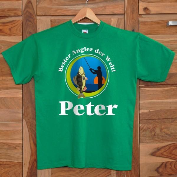 Angel T- Shirt mit Namensaufdruck