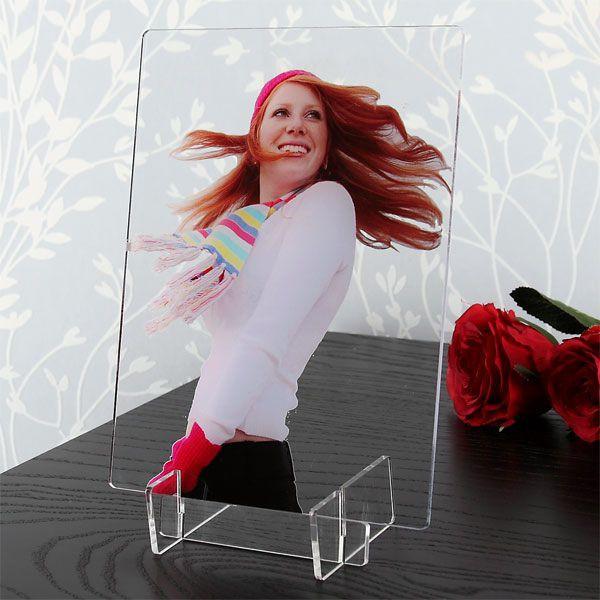 Foto auf Acrylglas freigestellt gedruckt