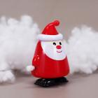 Aufziehbarer Weihnachtsmann