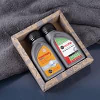 Duschgel für Männer - Motoröl im Doppelpack, 2 x 250 ml