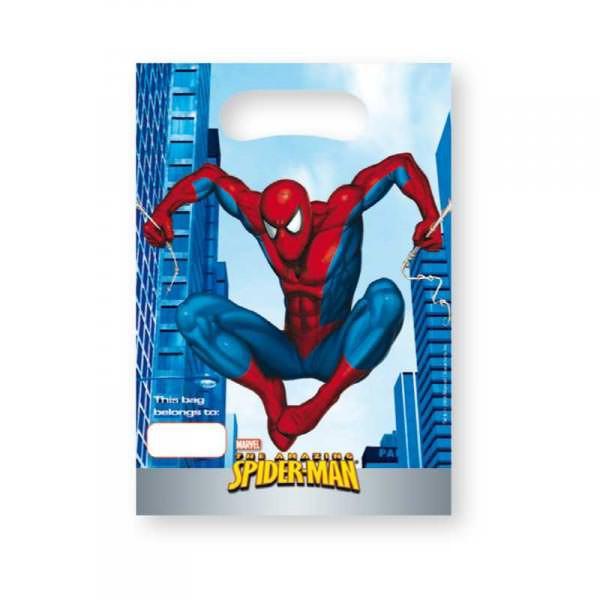 Spiderman Geschenktüten