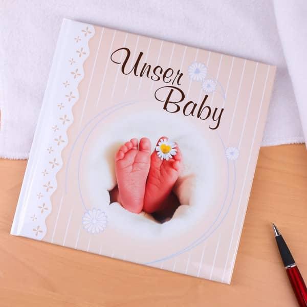 Fotoalbum Unser Baby