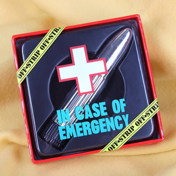 Emergency Mini-Vibrator
