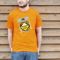 Das T-Shirt für Kollege