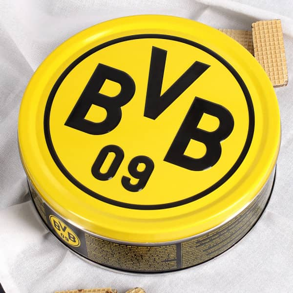 Ausgefallenspezielles - BVB Butter Cookies 454g - Onlineshop Geschenke online.de