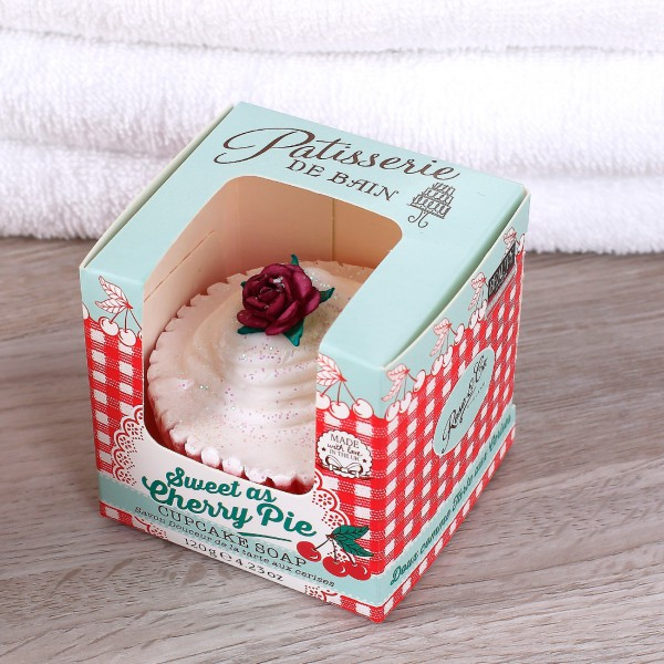 Cupcake Seife Cherry
