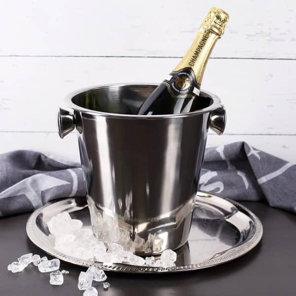 Eiseimer für Sekt Champagner oder Wein