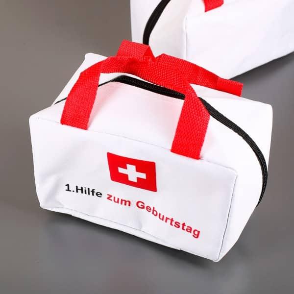 1. Hilfe Tasche für jeden Geburtstag