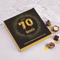 Happy 70 - Lindt Pralinen zum Geburtstag, 100g