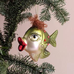 Christbaumschmuck als Weihnachtsgeschenk