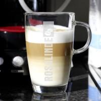 Latte Macchiato Glas mit persönlicher Gravur
