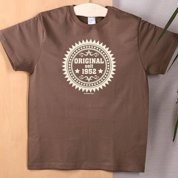 T-Shirt Original seit 1952