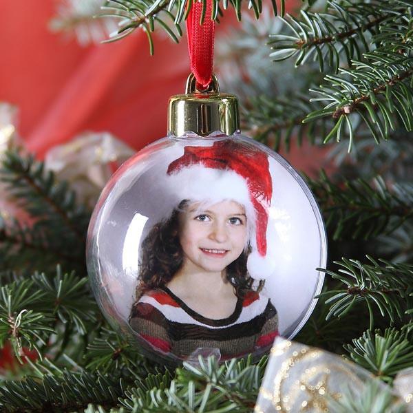 Foto Weihnachtsbaumkugel