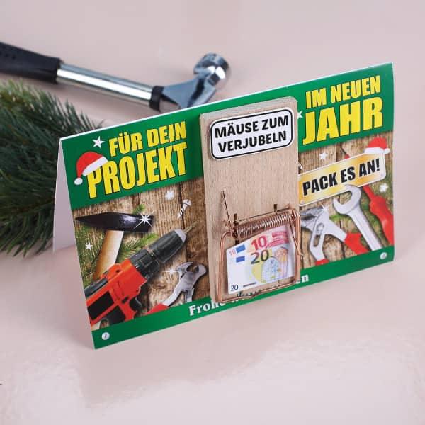 Weihnachtskarte - für dein Projekt