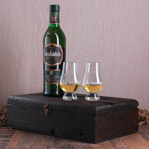 Glenfiddich Whisky Geschenkset